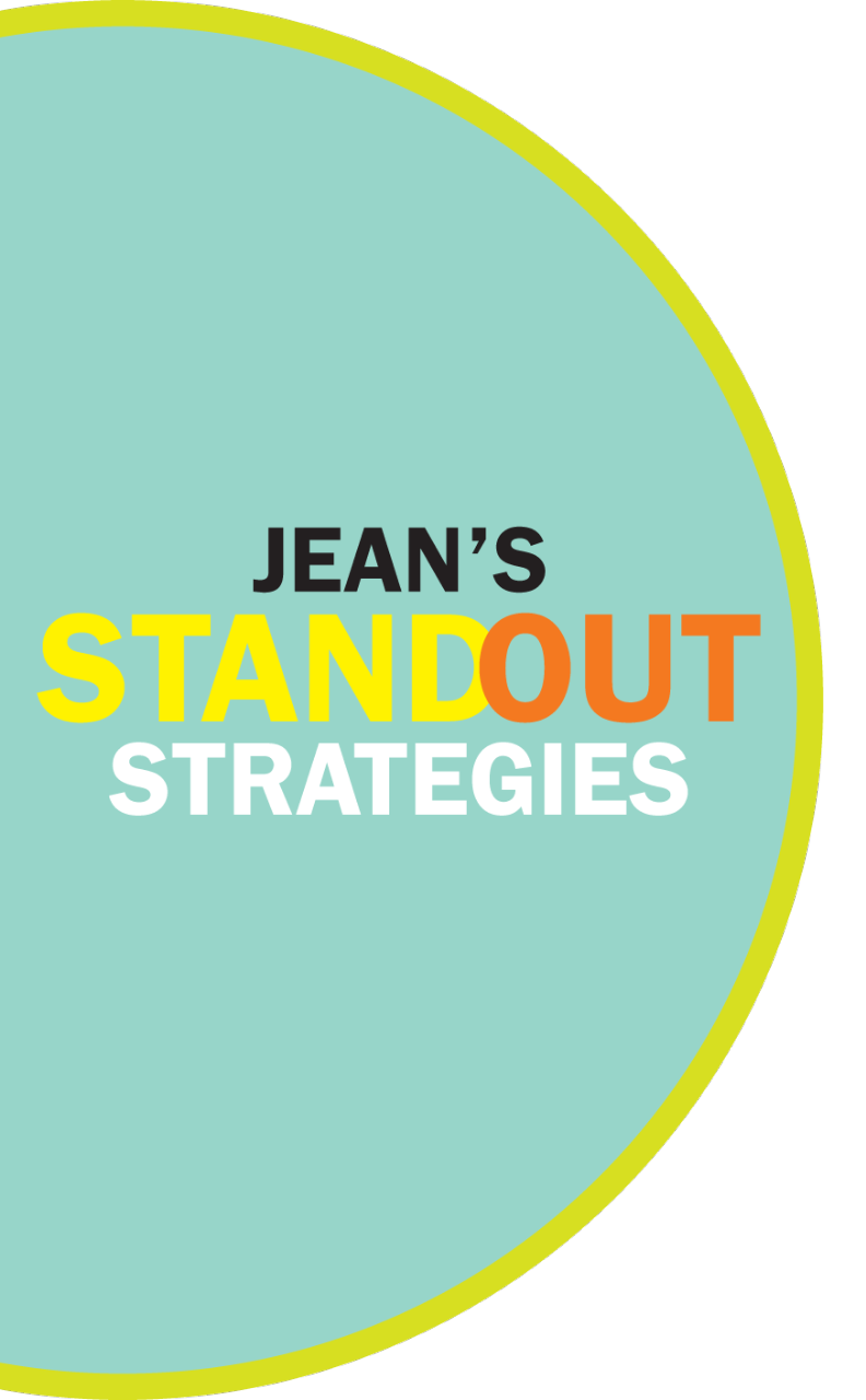 Jean Gatz Standout Strategies