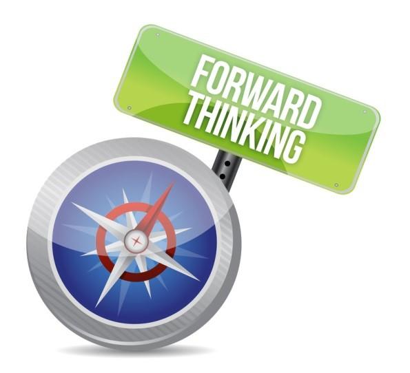 JG Forward thinking